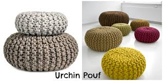 how crochet and knitting have influenced the world of decor