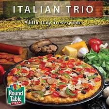 round table pizza san lorenzo have you tried our italian trio picture of round table pizza