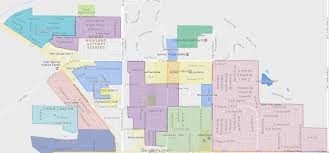 Palm Springs Map Neighborhoods In North Palm Springs Keith Roberts U0026 Tom Deleeuw
