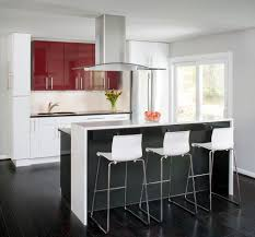 red kitchen countertop with kitchen cabinet ideas kitchen