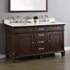 60 Bathroom Vanity Double Sink White by Camden 60 U201d Double Sink Vanity By Mission Hills