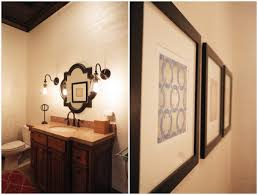 Rustic Bathroom Sconces The Modern Sophisticate August 2012
