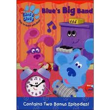 blue s clues blue s big band frame walmart