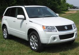 2011 suzuki grand vitara information and photos zombiedrive