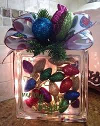 Decorative Glass Block Lights Best 25 Lighted Glass Blocks Ideas On Pinterest Glass Block