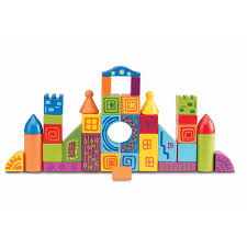 spark create imagine wooden block castle walmart com