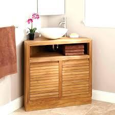 Corner Bathroom Sink Vanity Traditional Small Bathroom Sink With Cabinet Gilriviere On Corner