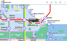 Metro Washington Map by Washington Metro By Zuti Android Apps On Google Play