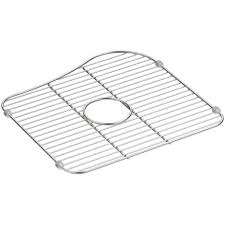 Kitchen Sink Protector Grid by Stainless Steel Sink Protector Rack Best Sink Decoration