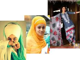 fashion history the indian continent sikhism sikh women u0027s wear