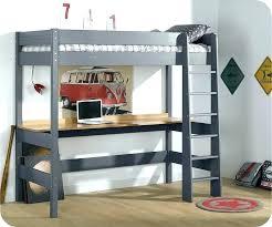 hauteur bureau ikea lit en hauteur avec bureau lit mezzanine avec bureau et actagares