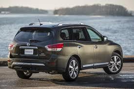 2007 Nissan Pathfinder Interior 2016 Vs 2017 Nissan Pathfinder What U0027s The Difference Autotrader