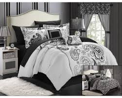 Black Bedding Sets Queen Bedroom Dark Comforters Black U0026 White Comforters Sets Queen