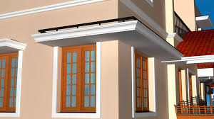 creating sun shades with detailing autocad 3d sun shade youtube