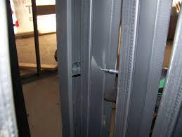 backyards installing welded hollow metal door frames hollow