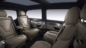 luxury minivan your driver services