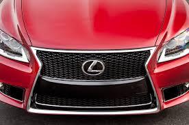 lexus is350 f sport burnout 2015 lexus ls 460 first test motor trend