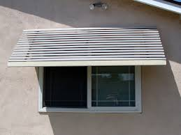 Cloth Window Awnings The Sunshine Grove Aluminum Window Awnings And Patio Covers