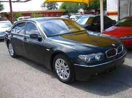 used 2002 bmw 745i for sale bmw 7 series for sale in tucson az carsforsale com