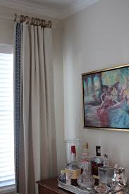 Double Curtain Rod Interior Design by Interior Ideas Chic Hanging Curtain With Short Curtain Rods And