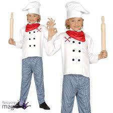 chef fancy dress ebay