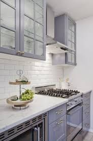 Small Kitchen Ikea Ideas Bodbyn Ikea Gray Lower Cabinets Kitchen Pinterest Gray