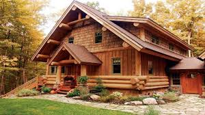 log cabin house log cabin homes design ideas habitable wooden houses youtube