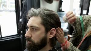 best mens barbers london men u0027s hairstyles classic parted look