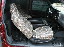 Camo Truck Seat Covers Ford F150 - ford ranger camo seat covers velcromag