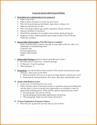 events proposal sample sales plan template free download