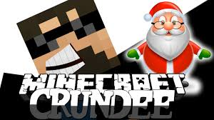 minecraft crundee craft christmas troll 17 youtube