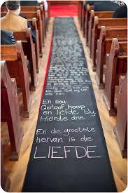 Aisle Runners For Weddings Diy Aisle Runner Messages Of Love