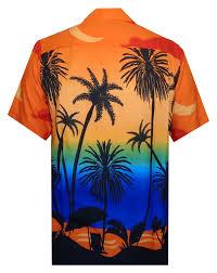 hawaiian shirt 5 mens allover coconut tree print aloha