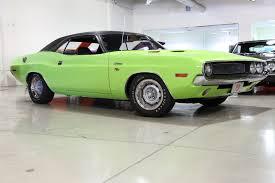 Dodge Challenger 1970 - 1970 dodge challenger fusion luxury motors