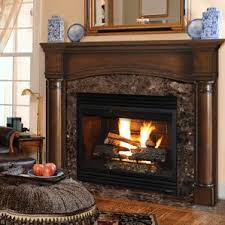 cherry fireplace mantels you u0027ll love wayfair