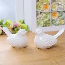 aliexpress buy white ceramic bird ornaments showcase