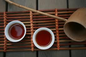 Teh Merah gambar kayu merah minum zen alat musik cangkir teh bentuk
