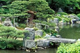 japanese gardens gardens sanpo in