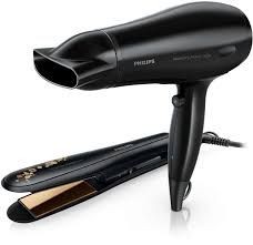 Hair Dryer And Straightener dryer straightener hp8646 00 philips