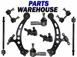 1996 toyota camry brakes 10 pc kit front suspension for toyota camry avalon lexus es300