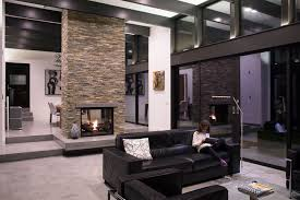 atrium house a mid century architecture residence by klopf