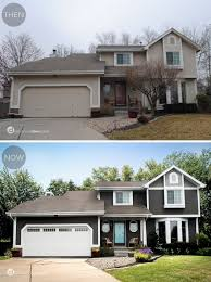 exterior updating paint reveal curb appeal house and house