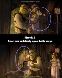 shrek 2 2004 movie mistake picture id 60352