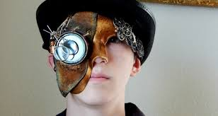 steunk masquerade mask diy steunk mask the creative studio