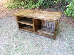 Wood Bench With Back And Storage Wood Bench With Backrest Plans by Interior Rustic Bench Lawratchet Com