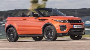 orange range rover evoque range rover evoque convertible hse dynamic 2016 uk wallpapers
