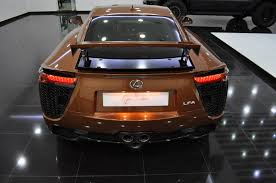 old lexus coupe what would you say to a brown lexus lfa for 645k