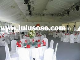used wedding decor used wedding tents for sale williams