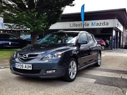 mazda 3 2009 2009 mazda 3 sport 1 6l for sale at lifestyle mazda crawley youtube