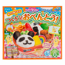 Where To Buy Japanese Candy Kits Japan Centre Kracie Popin U0027 Cookin U0027 Bento Candy Kit Popin U0027 Cookin U0027